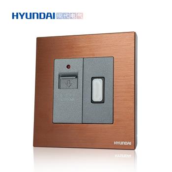 现代电气  K70系列 高清视频插座