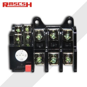 人民电气 JR36-20热继电器电机过载保护热过载继电器0.25-32A热保护继电器