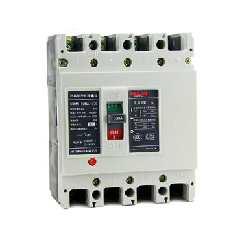 德力西电气 框架式断路器(万能式);CDM1-100M/4300 100A