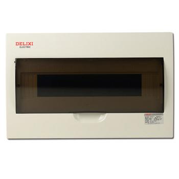 德力西电气 配电箱;PZ50-16回路(暗装式 标准型)