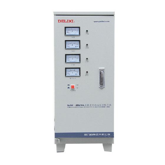 德力西电气 稳压电源;SJW 30K (三相)