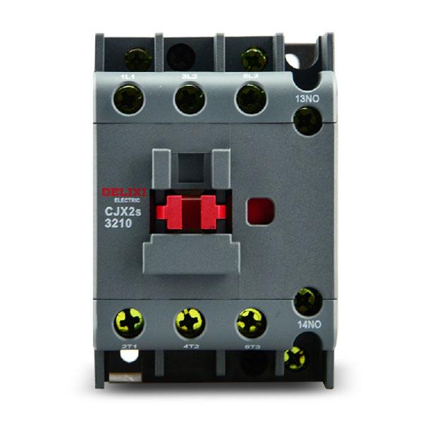 德力西电气 低压接触器;CJX2s-3210 380V/400V 50Hz