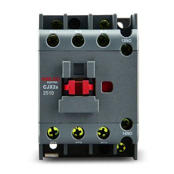 德力西电气 低压接触器;CJX2s-2510 220V/230V 50Hz
