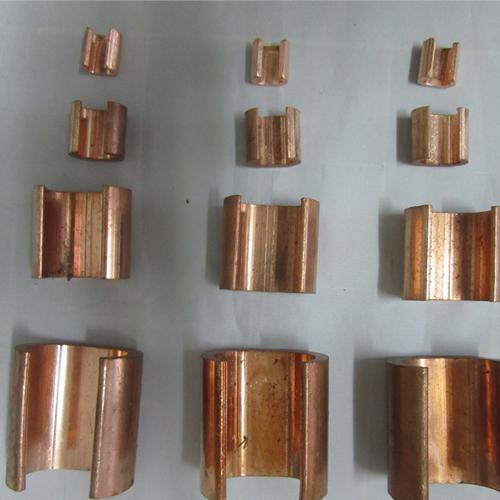 上海兴浩 C型线夹、C型铜接头(全优质电解铜)T-10