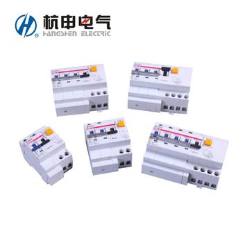 杭申电气 微断漏电保护;HSM9NL-40 C40A 30MA