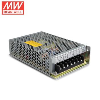 明纬开关电源 NES-100-24 100W   DC24V