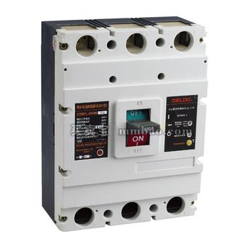 德力西电气 塑壳漏电保护;CDM1L-800/3300 630A 300-500-1000MA