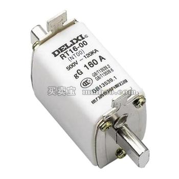 德力西电气 刀型熔断器;RT16A-00(NTA00) 体 4A