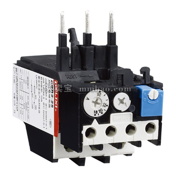 德力西电气 过载继电器;CDR2-25 18-25A
