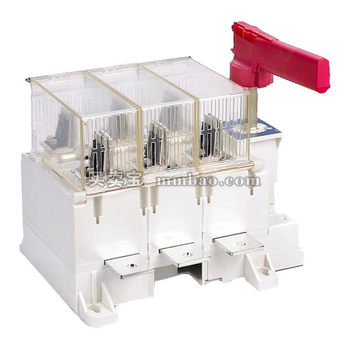 德力西电气 隔离开关熔断器组;HGLR-160/32