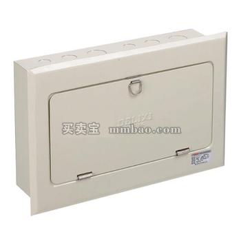 德力西电气 强电箱;CDXMR-24回路 开孔定制