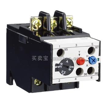 德力西电气 过载继电器;JR20-63L/3U 32-40- 47A