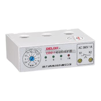 德力西电气 电动机管理系统;CDS11-D 1A-80A