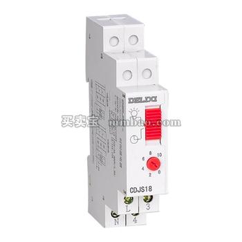 德力西电气 时间继电器;CDJS18-B 18-180S AC380V