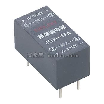 德力西电气 固态继电器;JGX-1FA,1A