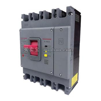 德力西电气 塑壳漏电保护;CDM3L-400N/4300B 315A 3/5/10延2