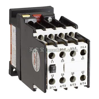 德力西电气 交流接触器;CJ20-100A 380V