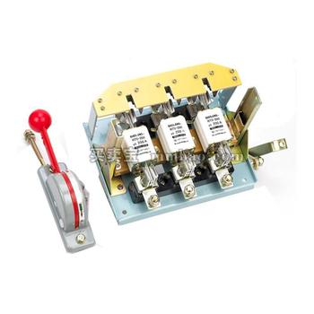 德力西电气 刀开关;HR3-600/34 600A