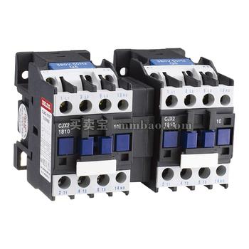 德力西电气 可逆接触器;CJX2-25N/10可逆交流接触器110V带电气连锁