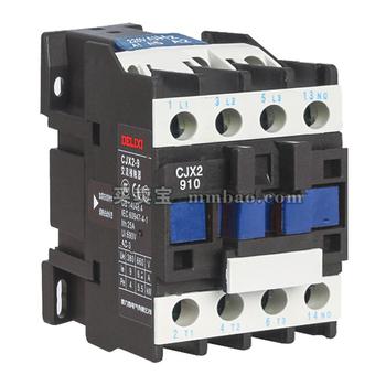德力西电气 交流接触器;CJX2-8011 110