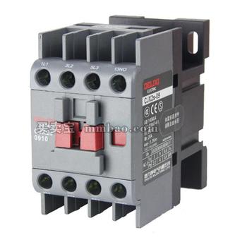 德力西电气 交流接触器;CJX2S-0910 127V 50/60HZ