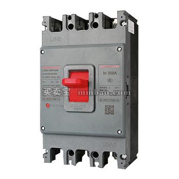 德力西电气 塑壳电动机保护;CDM3-400H/43002B 225A