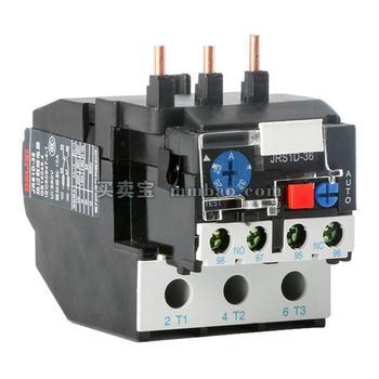 德力西 过载继电器;JRS1D-36/Z 23-32A