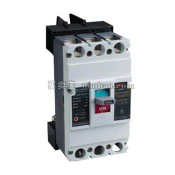 德力西 塑壳配电保护;CDM1-400M/3340 315A AC220V插入式板前接线