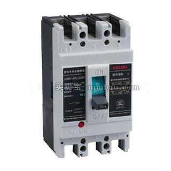 德力西 塑壳配电保护;CDM1-63L/3300 40A