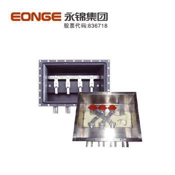 永锦电气 电缆接地箱  单相保护接地箱(带计数器) 220kv