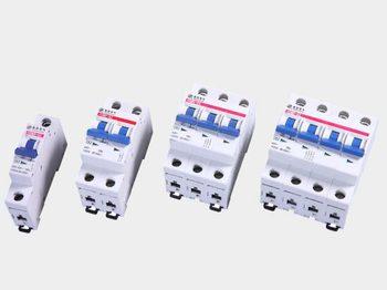 杭申电气 微型断路器(小型断路器);HSM9-125 C型 1P 125A