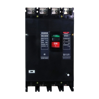 德力西 塑壳漏电断路器 DZ20L-160/4300 125A KY01漏电保护器