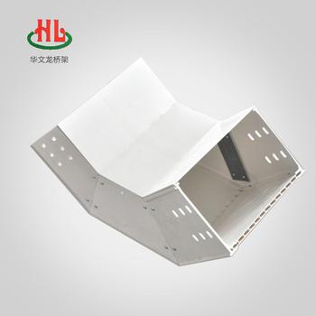 华文龙铝合金槽式桥架100*100*1.2*1.0