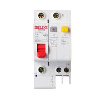 德力西小型漏电断路器DZ47sLE 1P+N C  16A