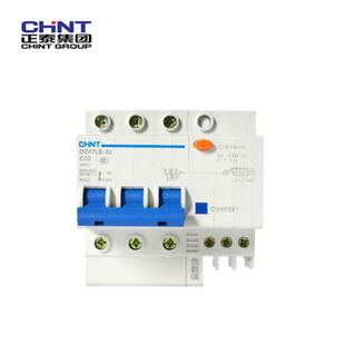 正泰 漏电微型断路器;DZ47LE-32 3P D16 30mA