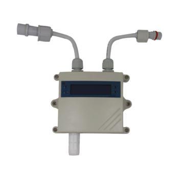 仁硕 液晶型温湿度变送器 RS485通信 探头内置 RS-WS-YJ-N-R2