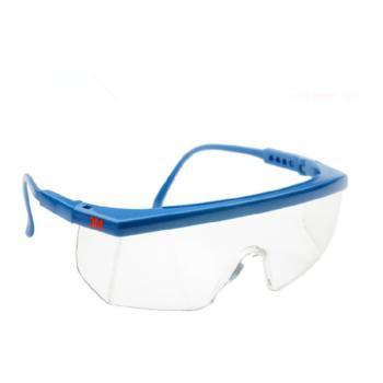 3M  1711防护眼镜护目镜 防风沙 防紫外线 防冲击 实验室防护