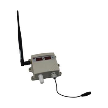 仁硕 数码管显示无线温湿度传感器 外置宽温探头 RS-WS-DY-SMG-B