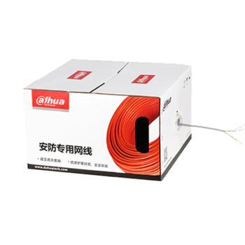 大华 DH-PFM920I-5EU 室内超五类非屏蔽网线 305米每箱(橙色)