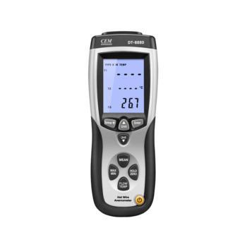华盛昌(CEM)热敏式风速计 DT-8880