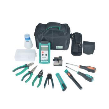 宝工(ProsKit)FTTH光纤光缆冷接工具组套 光纤冷接工具组套 PK-9456-CL