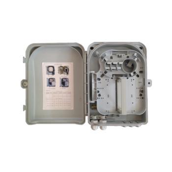光沃 (G)  FTTH16芯 室内外光缆分路器箱1分8分光箱