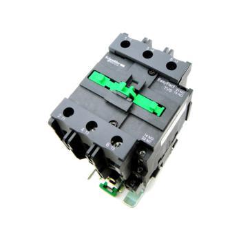 施耐德电气 EasyPact TVS 3P 95A 交流接触器 LC1E95M5N 220VAC