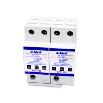 易龙 (elord) 交流型电源浪涌保护器(单相) EPP120S