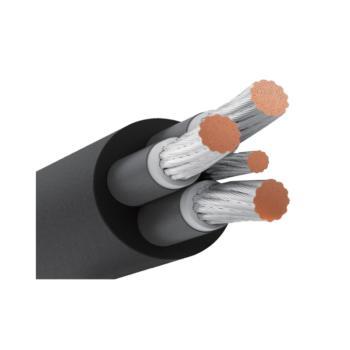 起帆(Qifan)MYP3*120+1*35 0.38/0.66KV煤矿用移动屏蔽橡套软电缆 定制