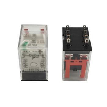 欧姆龙(OMRON)继电器微型功率继电器 8脚 MY2N-GS DC24