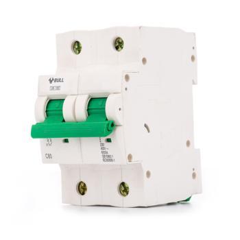 公牛(BULL)小型断路器 C型断路器100A带2P LB-100C100/2