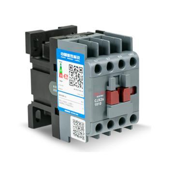 德力西(DELIXI) 交流接触器 CJX2s-1810 220V/230V 50Hz