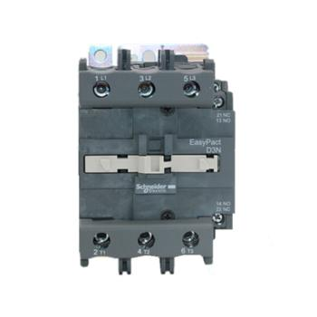 施耐德电气 EasyPact D3N 交流接触器220VAC 3P95A 3NO LC1N95M5N