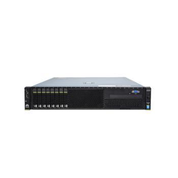 """华为 (HUAWEI)RH2288V3 服务器8*2.5""""盘2*GE,460W电源,DVD,滑轨"""